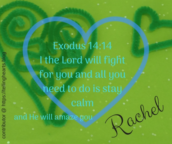 Exodus 14_14I the Lord will fight for you and all you need to do is stay calm (1)