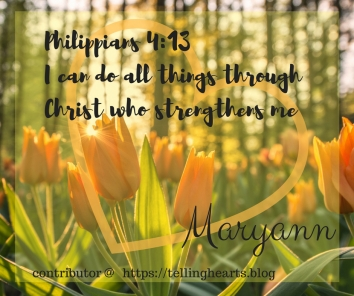Philippians 4_13I can do all things through Christ who strengthens me