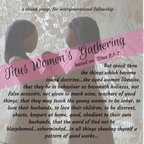 Titus Women's Gathering (8)