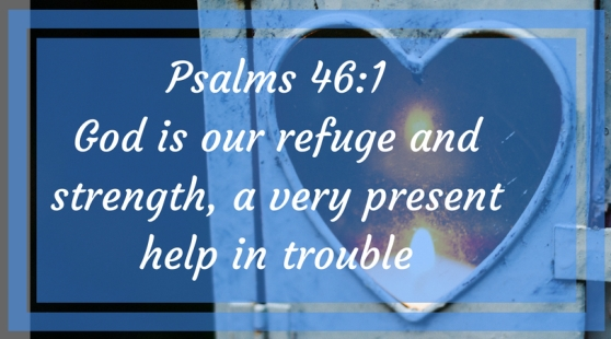 Psalms 46_1God is our refuge and strength, a very present help in trouble