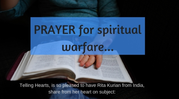 PRAYER for spiritualwarfare...
