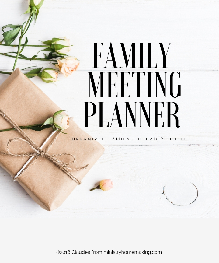 family meeting planner size revised