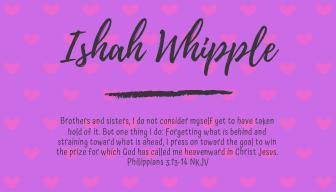 ishah whipple