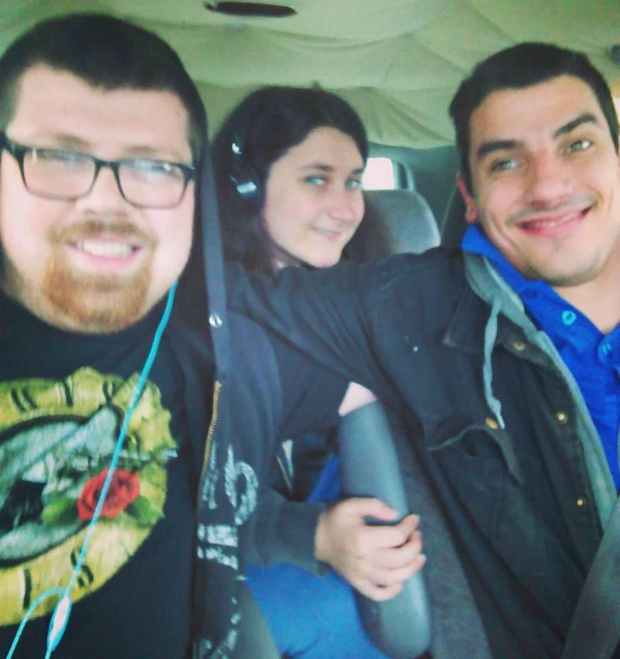all three kids